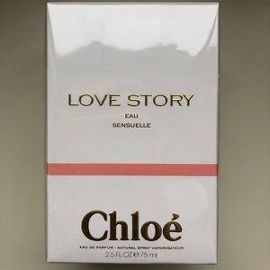 Chloe Love Story Eau Sensuelle 2.5oz